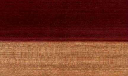 Know your wood purpleheart for Purple heart flooring
